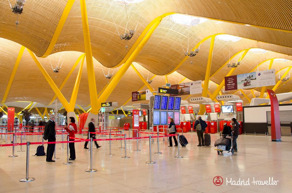 Madrid transports 41 sandra vallaure flickr - Terminal ejecutiva barajas ...