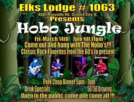 Hobo Jungle 3-14-14