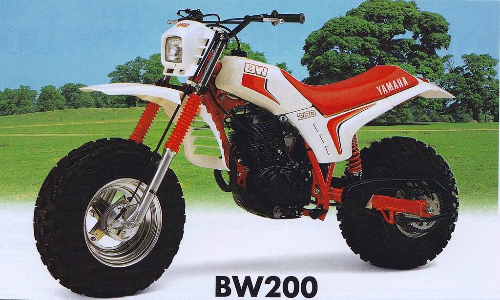 fat cat 1986 honda tr200