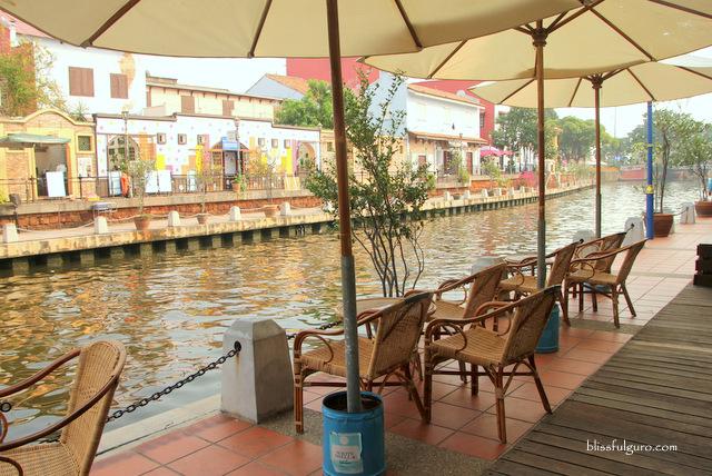 Melaka River Malaysia