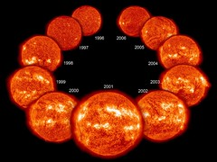 Eleven years in the Sun's solar cycle