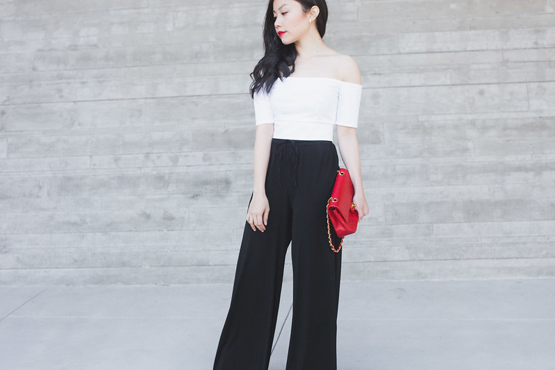 vionnet wide legged pants