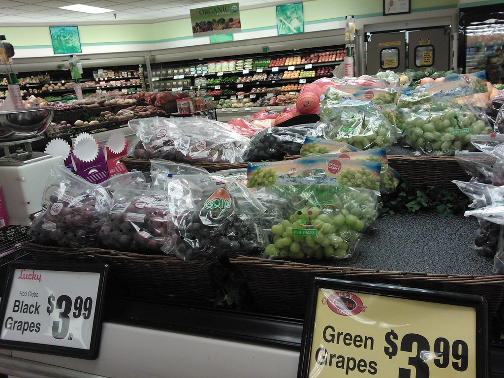 Organic Food Store Locations