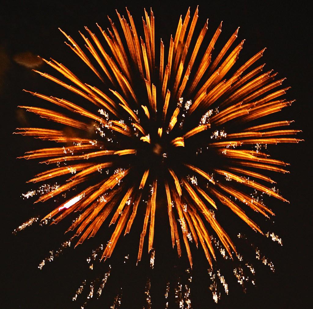 Fireworks 4th Of July Fireworks At The Greeley Stampede