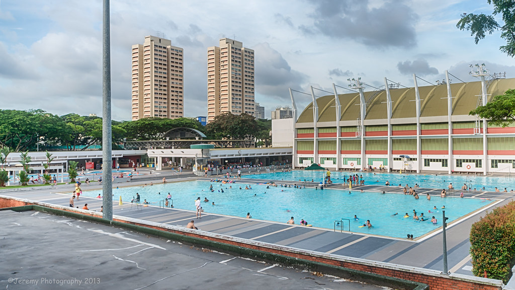 Toa Payoh Swimming Complex Jeremy Photography 2013 Single Flickr
