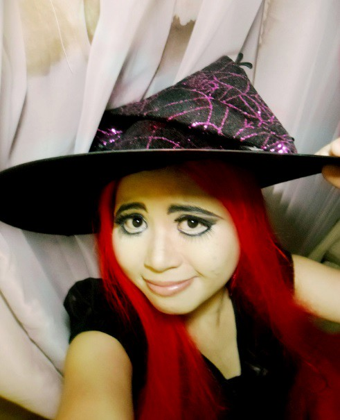 Halloween Wicked Witch Human Barbie Doll FUKKACUMI | Flickr
