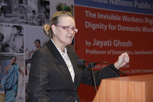 United Nations Public Lecture: The Invisible Workers: Rights, Justice and Dignity for Domestic Workers | by UNDP in India