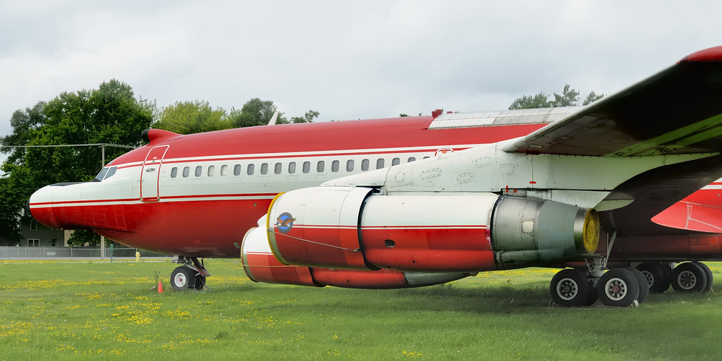 Trenton Ontario National Air Force Museum Of Canada Bo