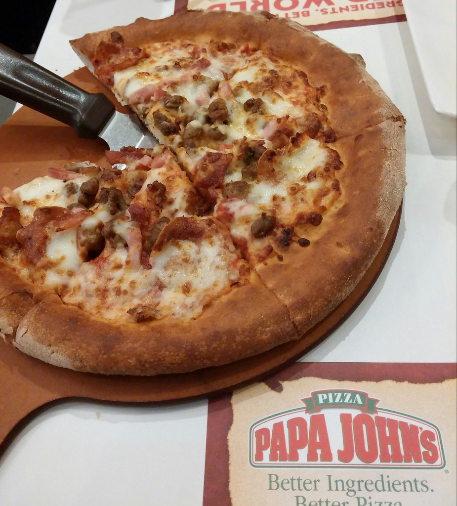 Papa John S Charleston Wv Food Drive