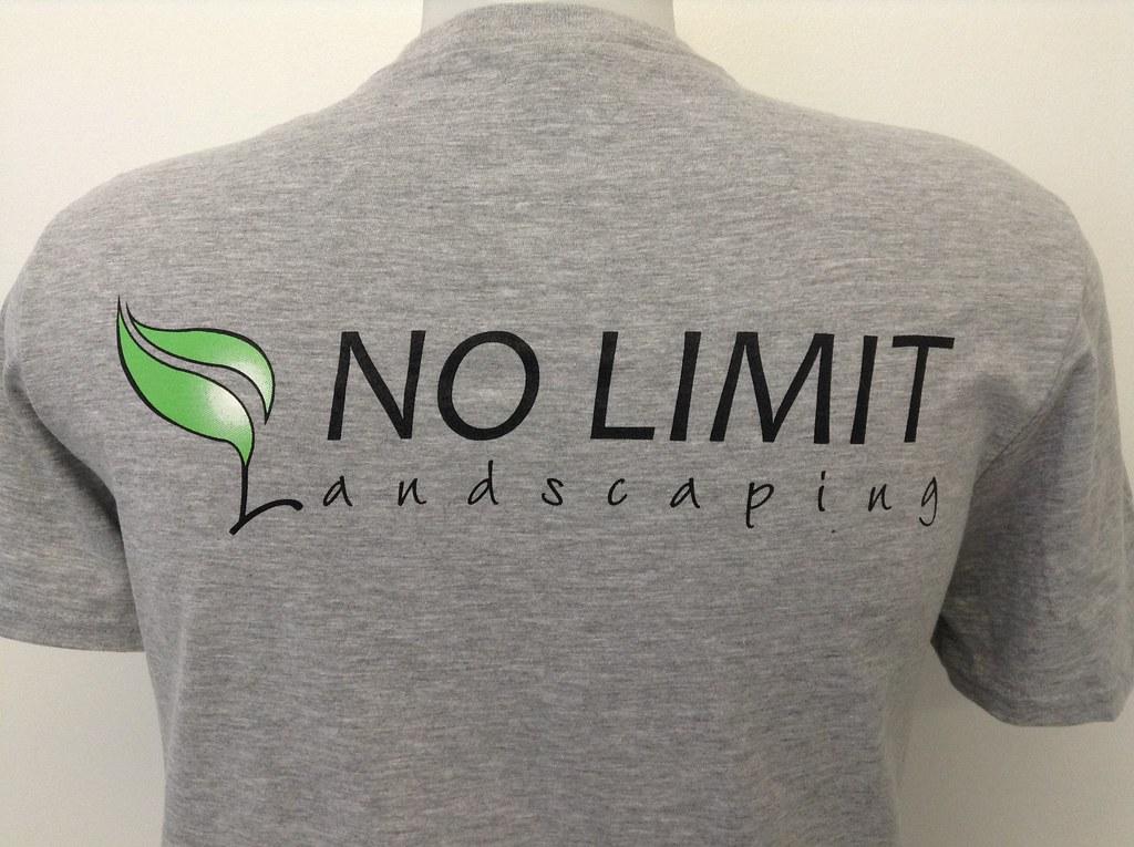 Custom t shirt printing vancouver no limit landscaping for Vancouver t shirt printing