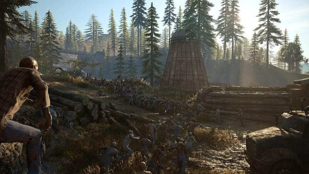 《Days Gone》:Bend Studio的PS4全新開放世界冒險遊戲