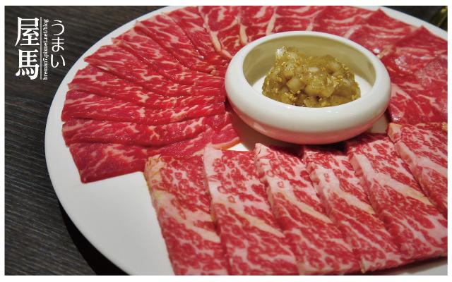 台中人氣燒肉店屋馬燒肉-17
