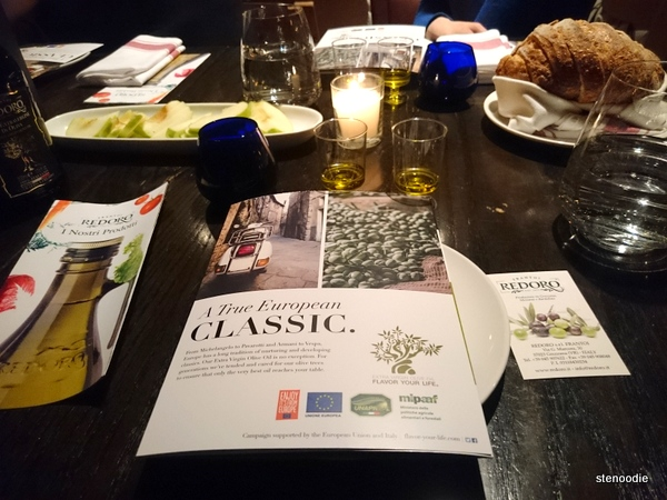 Extra Virgin Olive Oil Event Series