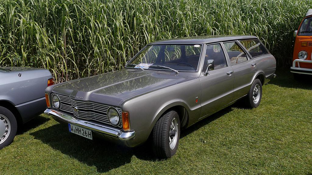 ford taunus 1300 l turnier 1970 73 opron flickr. Black Bedroom Furniture Sets. Home Design Ideas