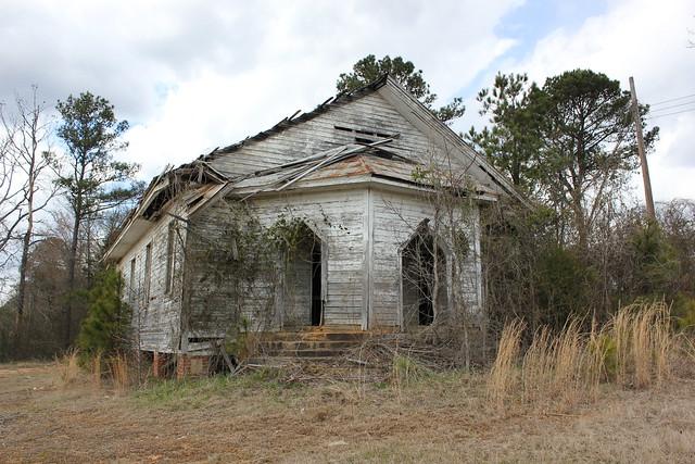 Moundville Church