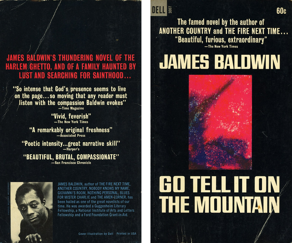 books and essays by james baldwin