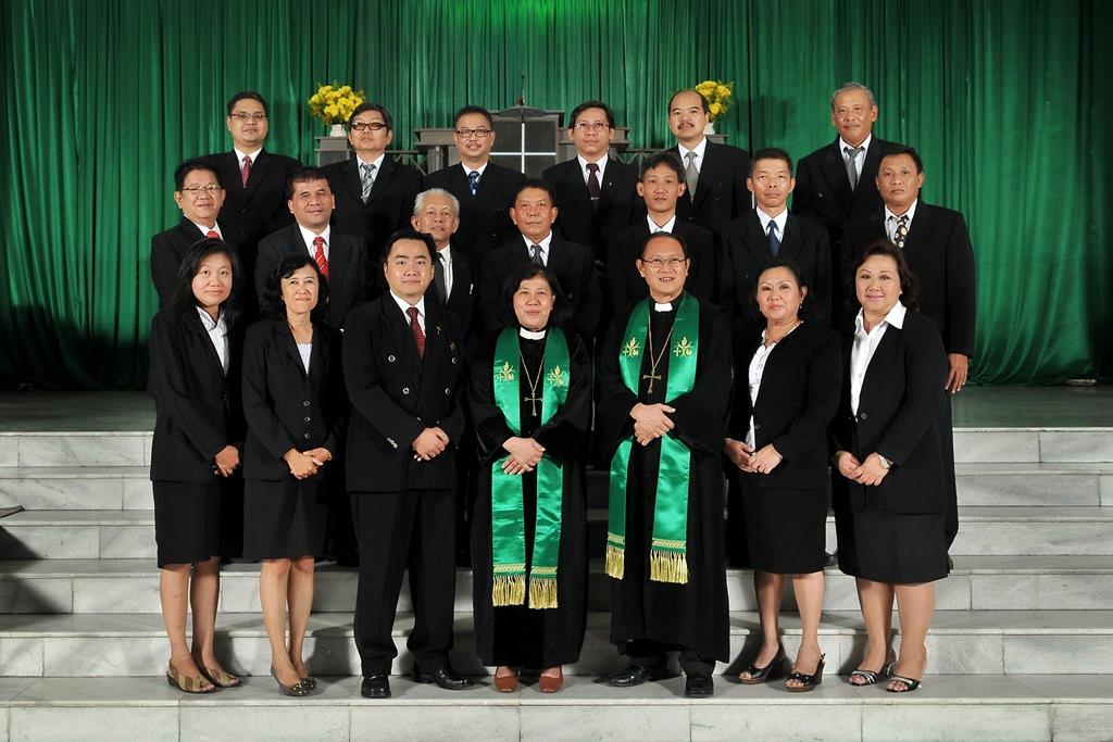 Hasil gambar untuk gambar majelis gereja gki