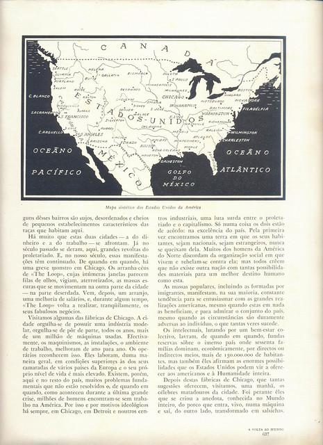 A Volta ao Mundo, Ferreira de Castro, Nº 15, 1944 - 49