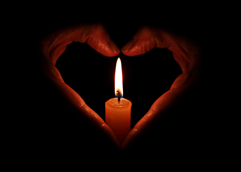 Candle-Heart-Hands | Flickr - Photo Sharing!