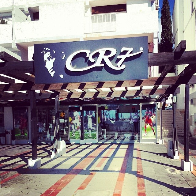 CR7 Loja do Cristiano Ronaldo, Marina de Vilamoura, Algarv… | Flickr