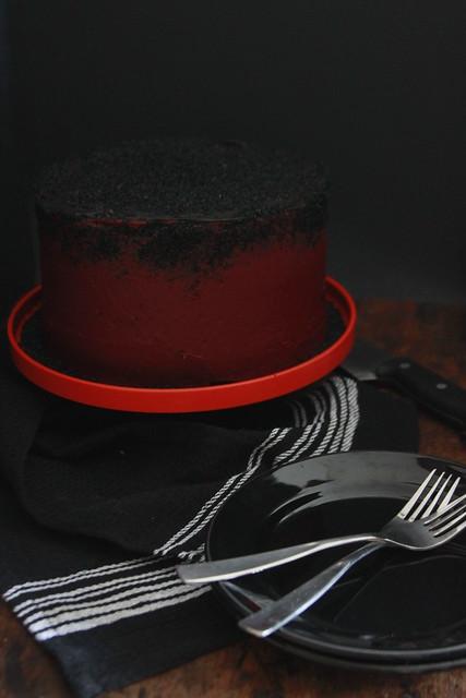 Krampus Cake
