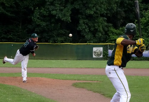 Bonn Capitals vs. Solingen Alligators (Baseball Bundesliga)