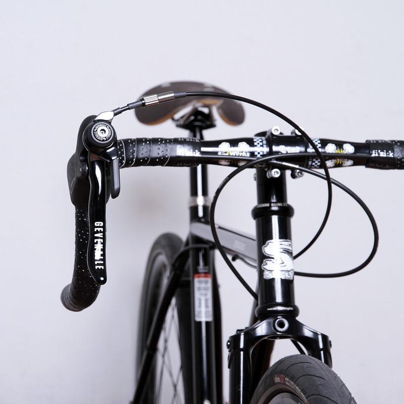 Surly / Straggler Alfine 8s × Gevenalle UX1 Custom