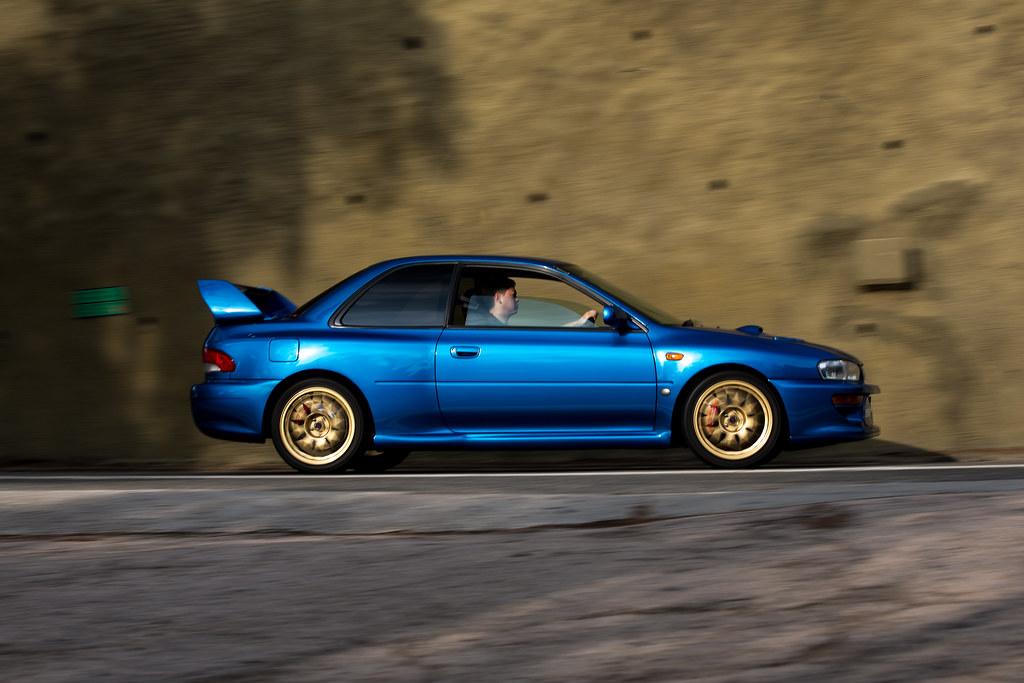 Subaru 22b Rally Subaru 22b Sti Ru9831
