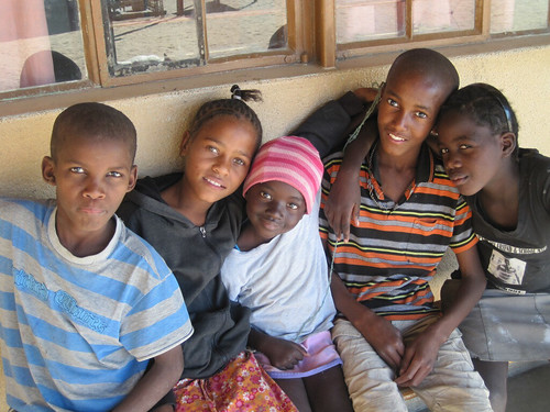 Young Children at the ELCRN hostel in Otjimbingwe | by World Bank Photo Collection