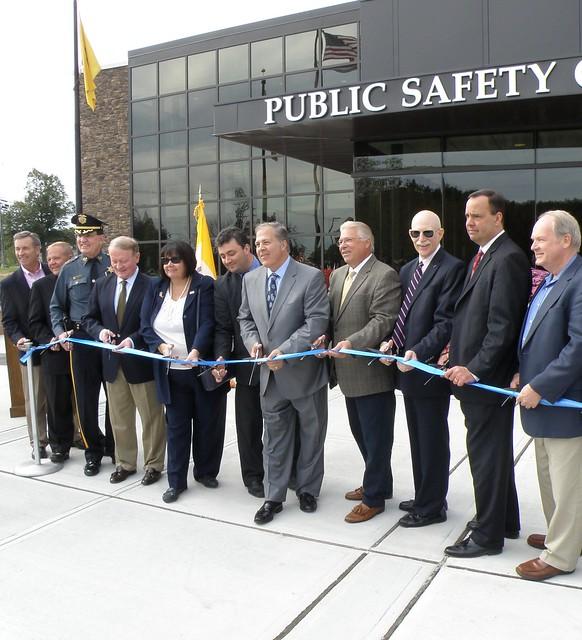 Community Safety Volunteer Academy: Public Safety Training Academy Dedication, October 19