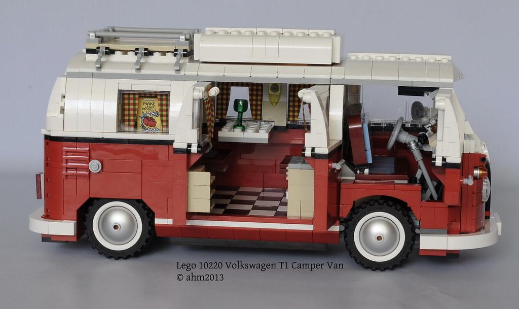 Lego 10220 Volkswagen T1 Camper Van Lego 10220