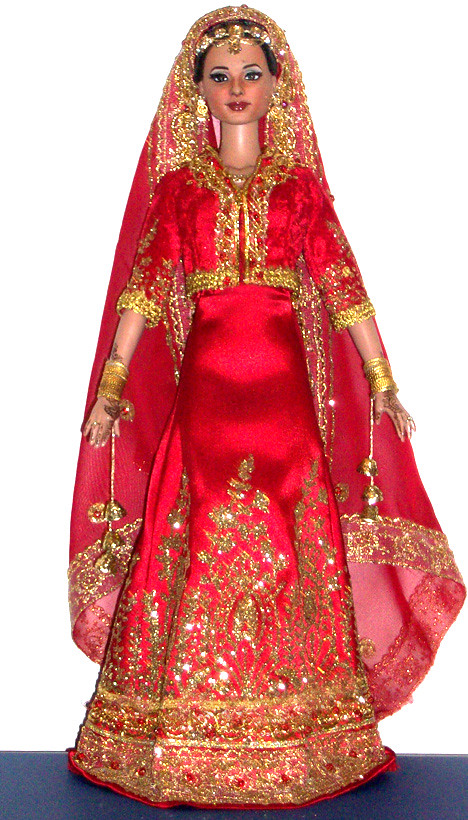 Indian Bride Commission This 16 Inch Doll Was A