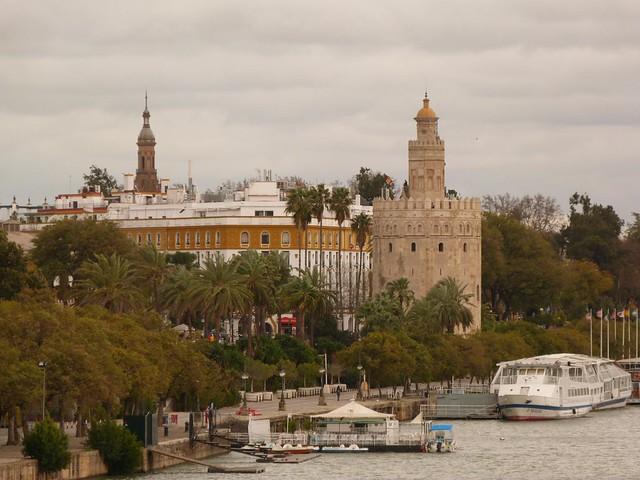 Torre del oro (Sevilla)