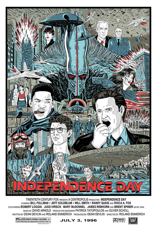 Independence Day - Poster 6