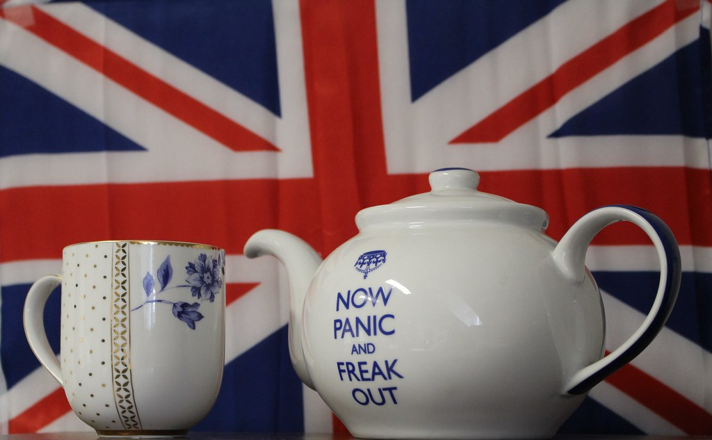 Image result for brexit keep calm