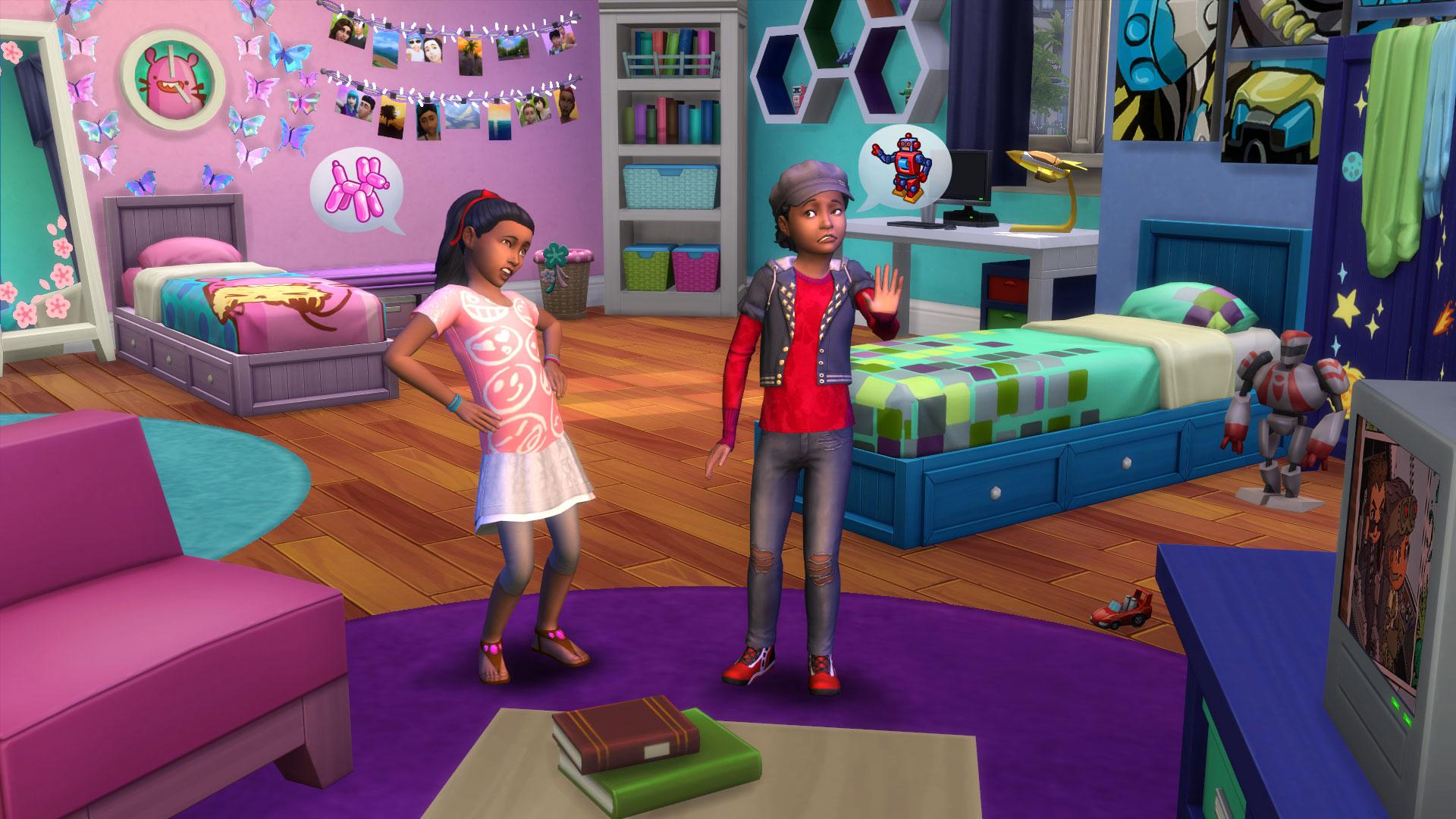Sims Bambino Bagno : Benvenuto!