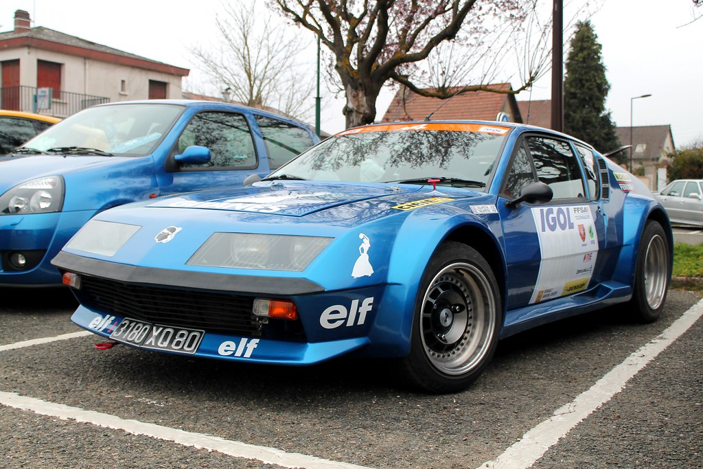 Alpine Renault A310 V6 Proto