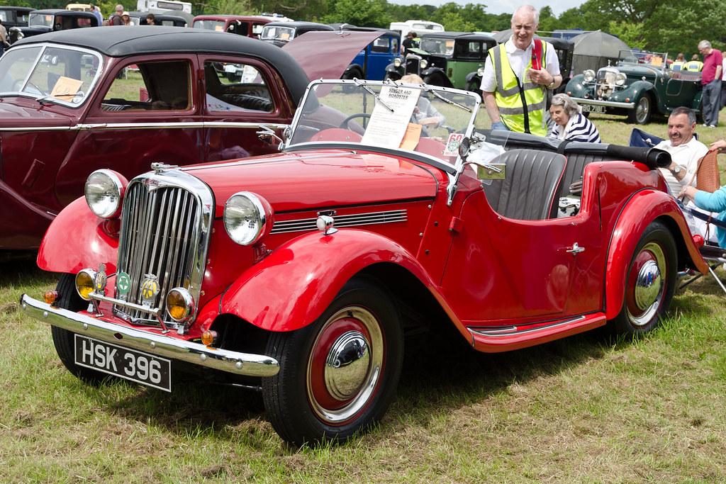 Trentham Gardens Car Boot Sale