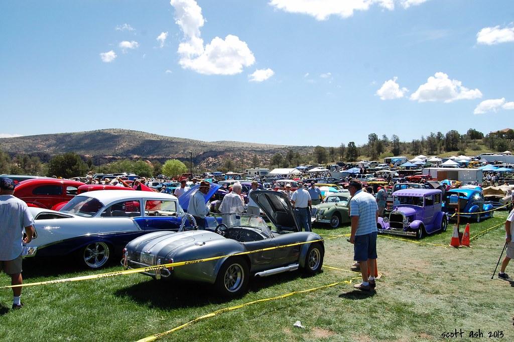 The prescott antique auto club car show watson lake park for Auto motor club comparisons