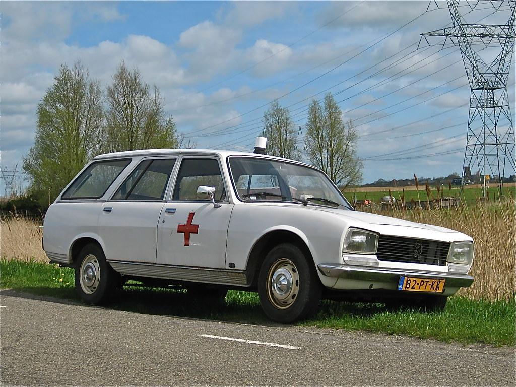 1979 peugeot 504 break ambulance later at home i discovere flickr. Black Bedroom Furniture Sets. Home Design Ideas
