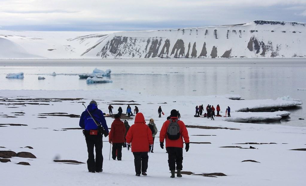Polar Tour Operators Hold First Antarctic Arctic Field