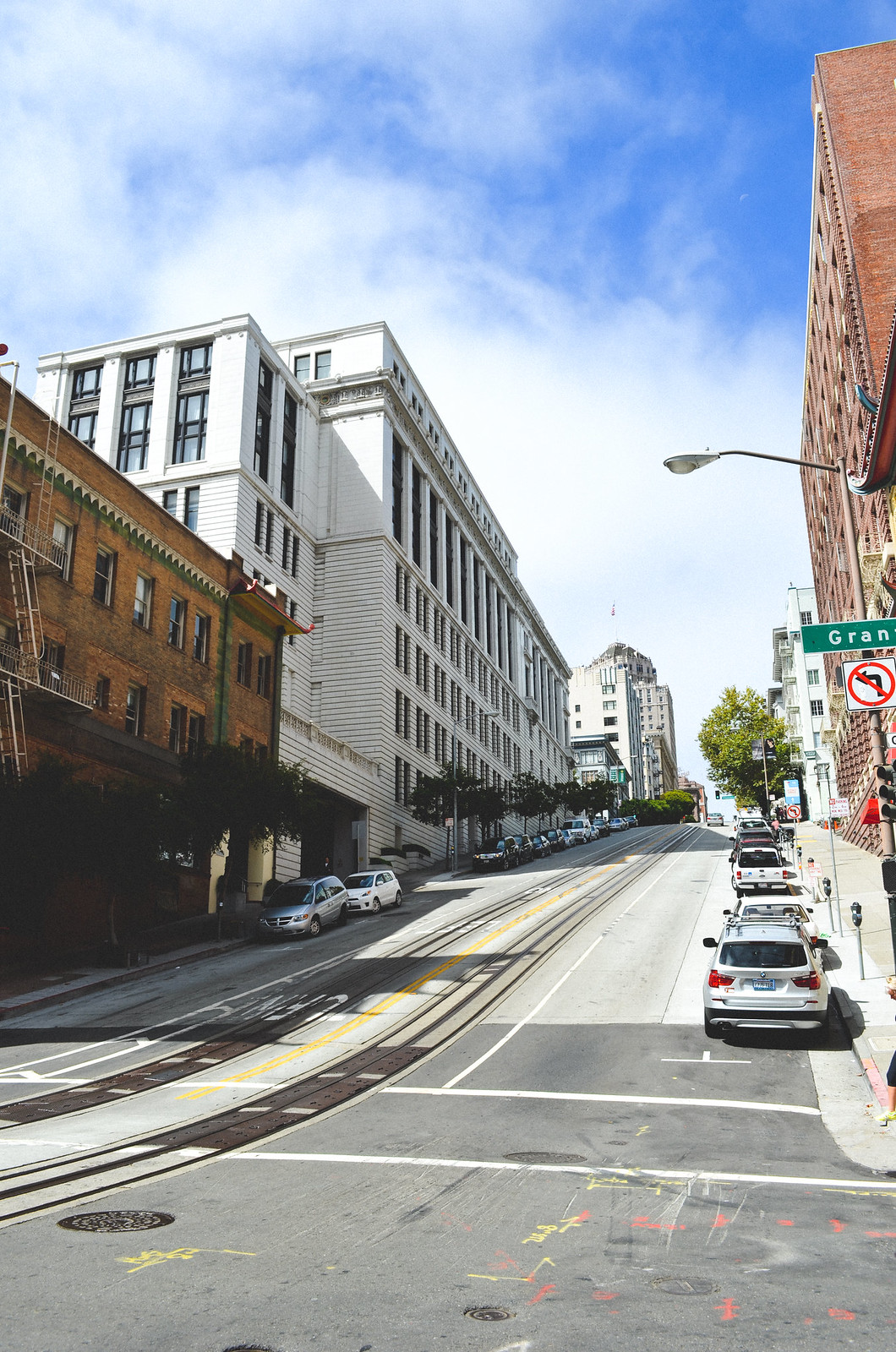 California Street, SF
