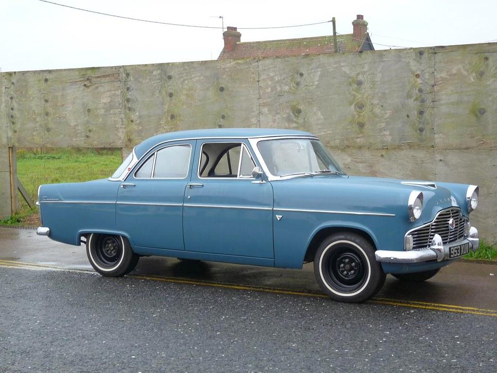 Ford Camber >> Ford Zephyr Zodiac Mk2 1961 | Rhythm Riot Cruise 2013 ...