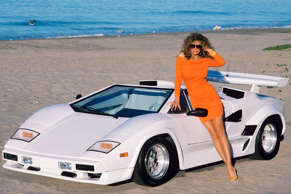 India Allen Wants You To Drive Her Lambo Are You Ready Flickr