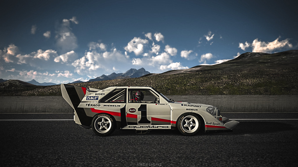 audi sport quattro s1 pikes peak 87 gran turismo 6. Black Bedroom Furniture Sets. Home Design Ideas