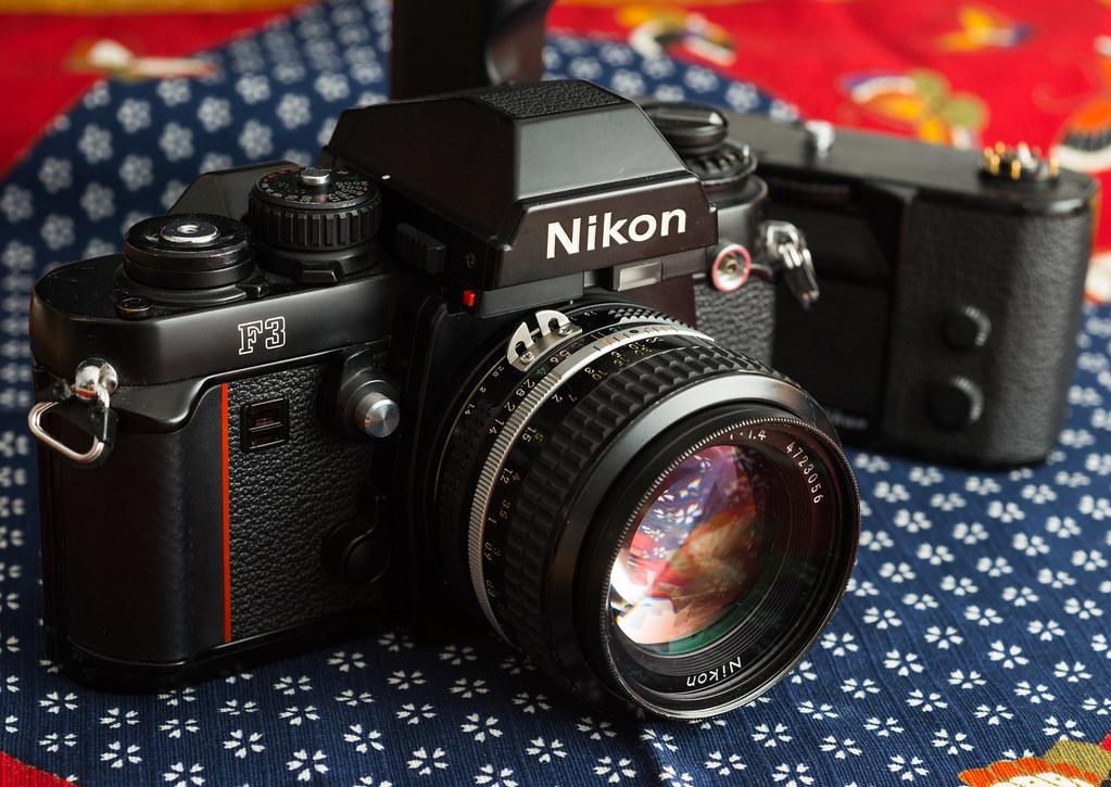 Nikon F3 全套_1