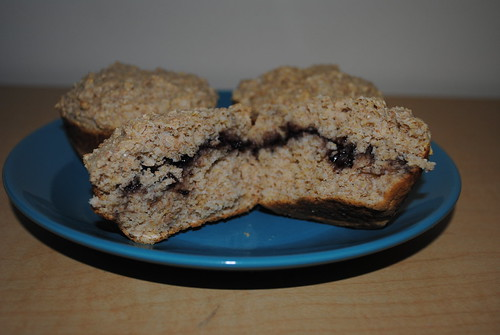 blackberry jam muffin (4)