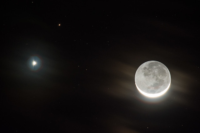 moon mars conjunction what time - photo #18