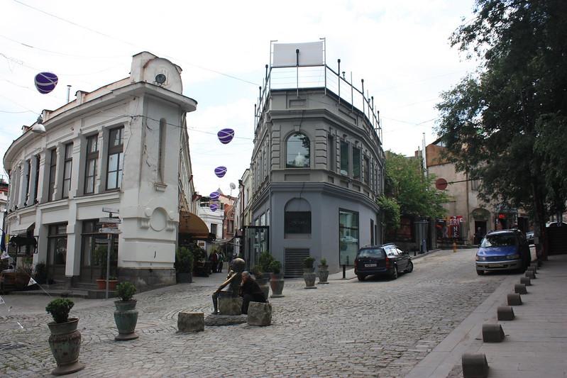 Кафе в Тбилиси