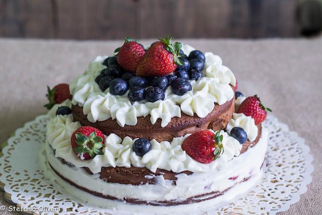 Naked cake 6354